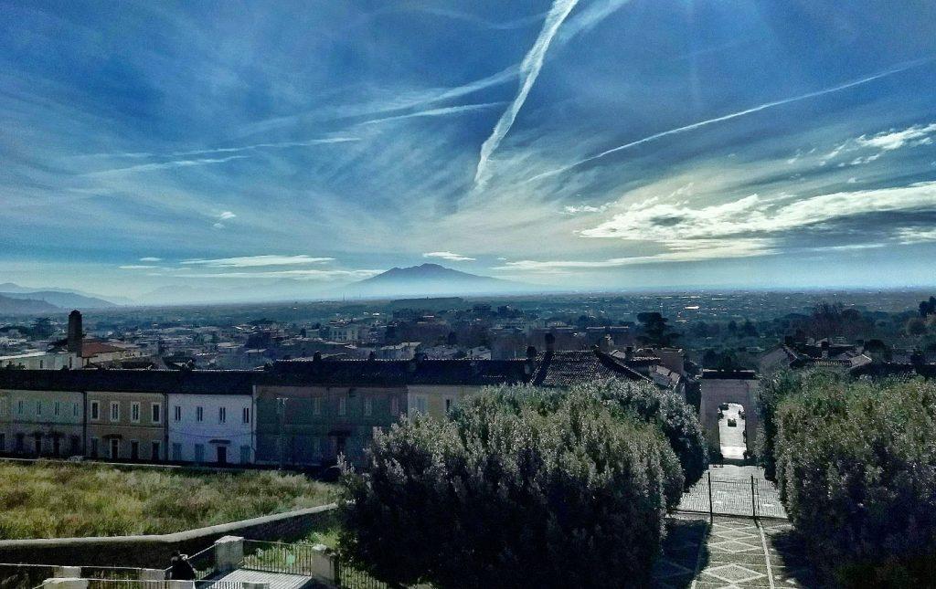 Manufatto - Panorama San Leucio