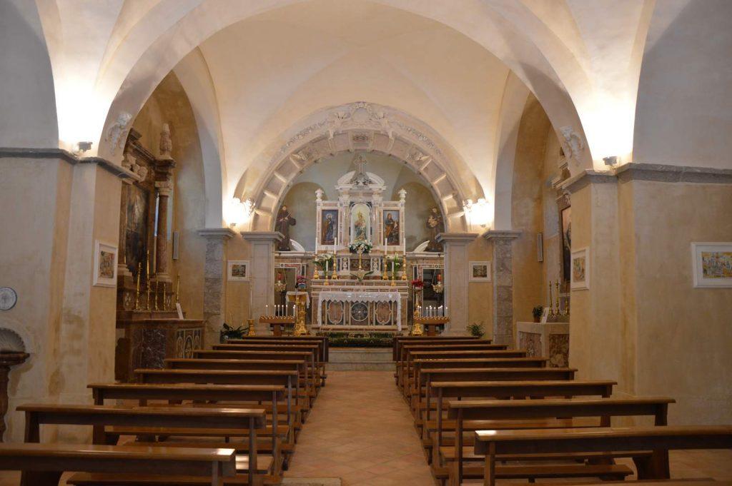 Foto Santuario Santa Maria Castello