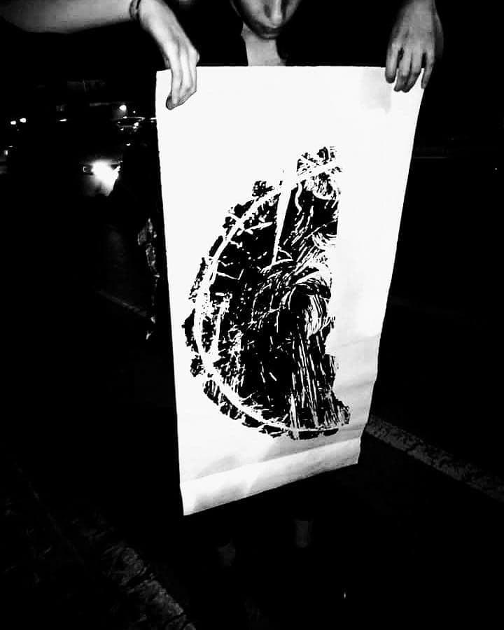 Printing At Night 2