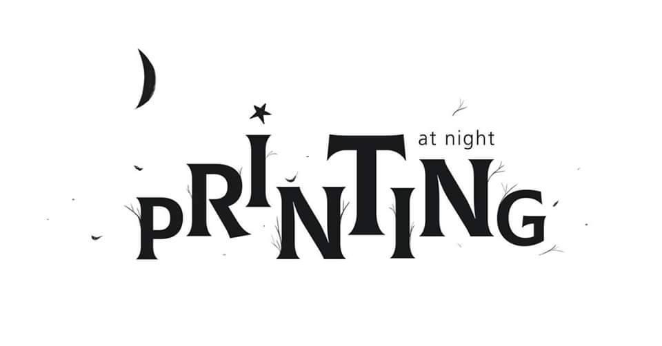 Printing At Night 3