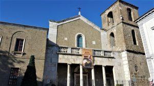 Duomo di Teano - Facciata Cattedrale