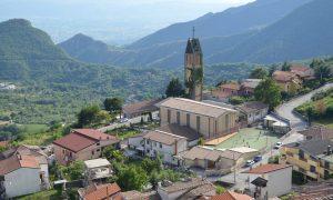 San Gregorio Matese - Panorama San Gregorio