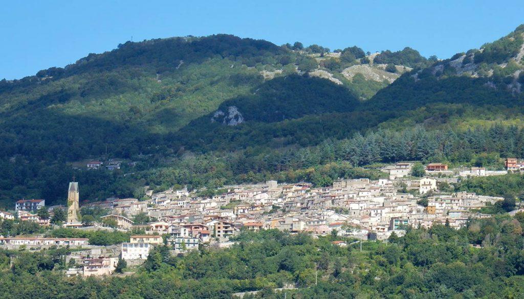 San Gregorio Matese - Veduta Città