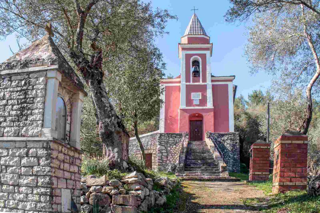 Baia e Latina - Santuario Santa Maria Assunta