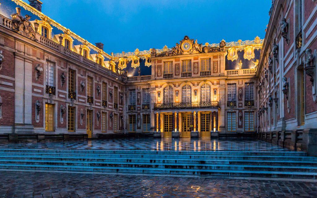 Luigi Vanvitelli - Reggia Di Versailles