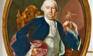 Ritratto Luigi Vanvitelli