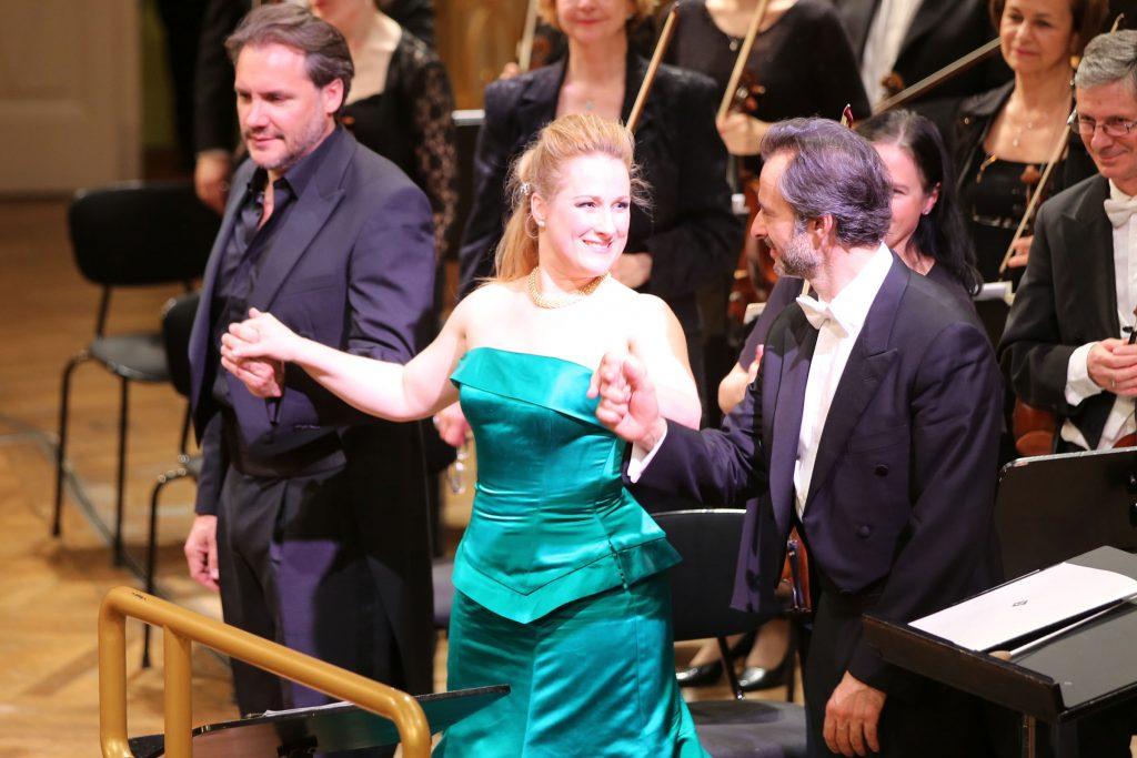 Il Metropolitan Opera - la soprano Diana Damrau