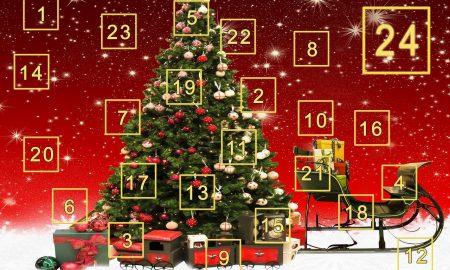 Calendario Dell'avvento della Reggia di Caserta