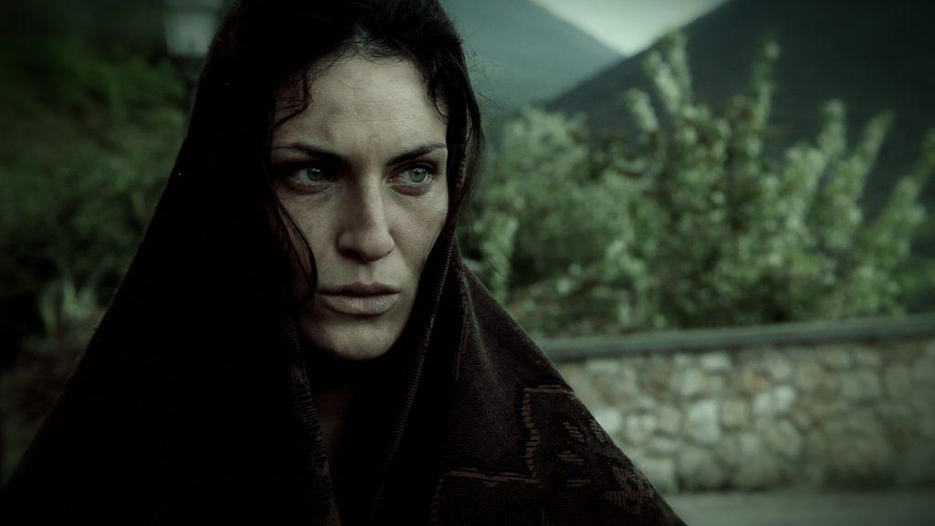 Foto Di Scena 10 Terra Bruciata - l'attrice Eliana Antia Conte