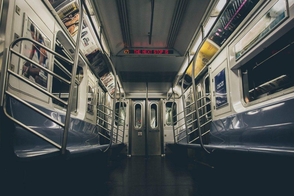 New York Treno della metropolitana