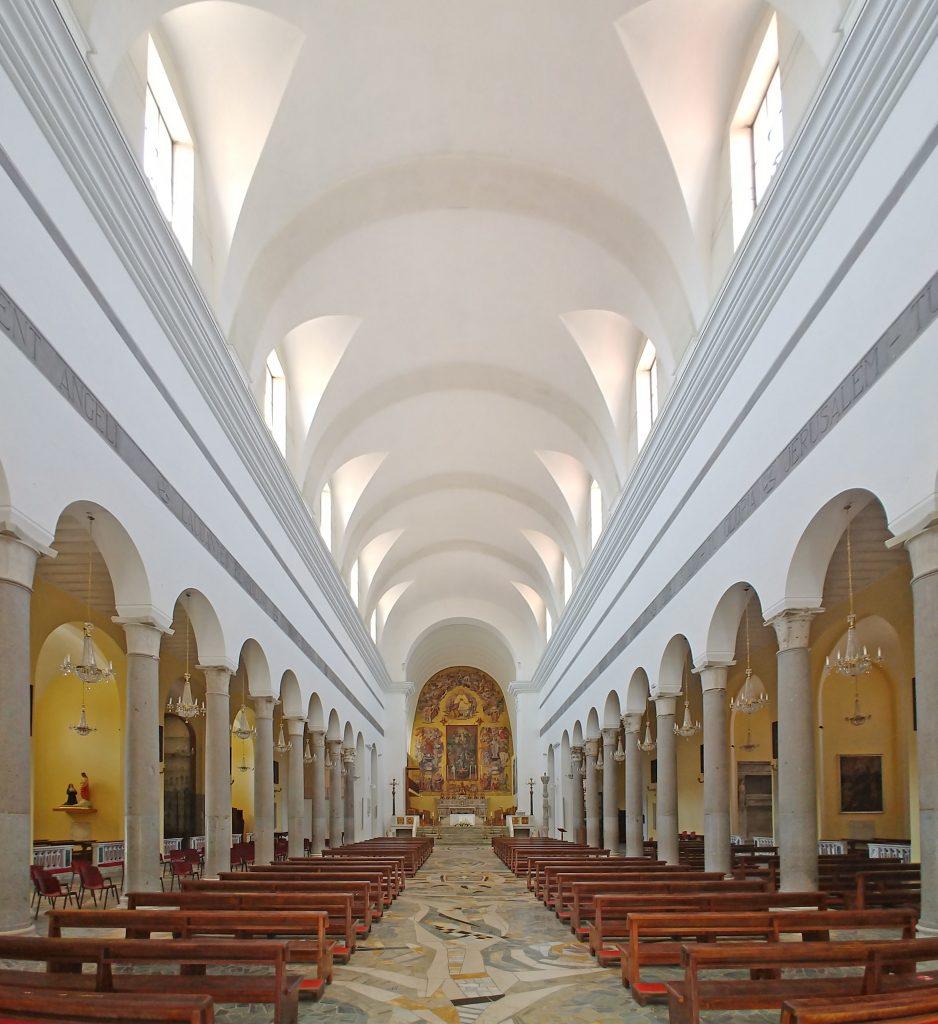 Posa Della Prima Pietra: la Cattedrale Di Capua