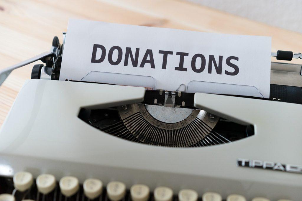 Social In Soccorso - raccolta fondi