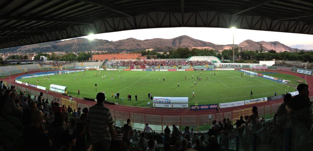 Polo sportivo - Stadio Pinto
