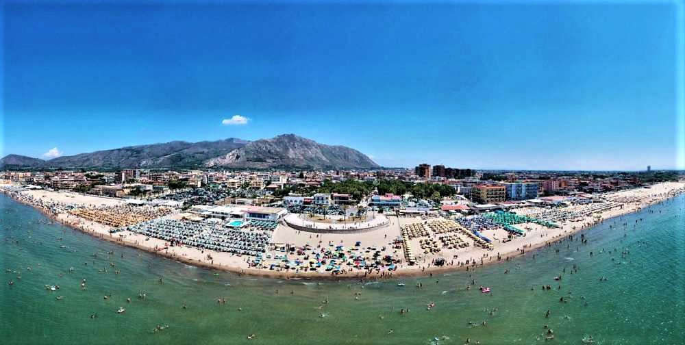 spiagge casertane - Litorale Domizio