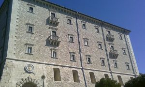 Abbazia Montecassino Ingresso