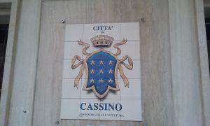 Stemma della città di Cassino