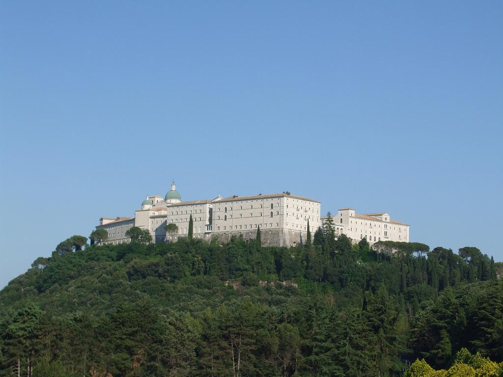 nasce itcassino - abbazia di cassino