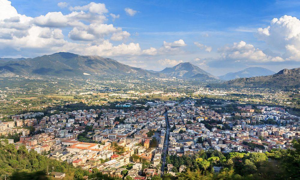 Nasce itCassino - Panorama della città