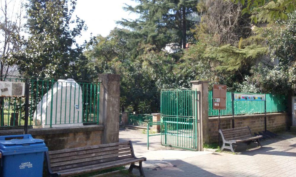 Villa Comunale secondo ingresso