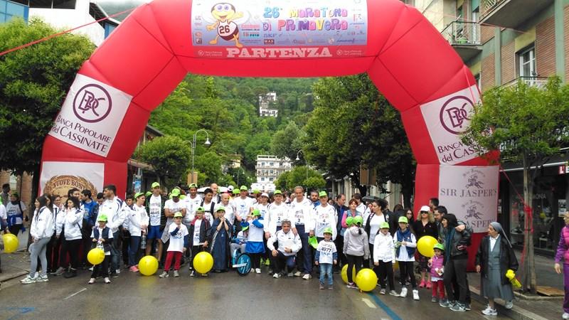 25 Aprile Maratona Di Primavera