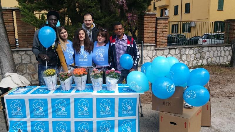 Fiori D'azzurro Volontari