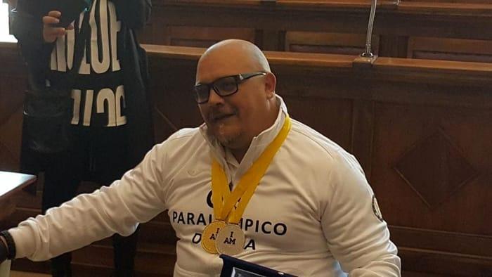 Giuseppe Campoccio Onoreficenza