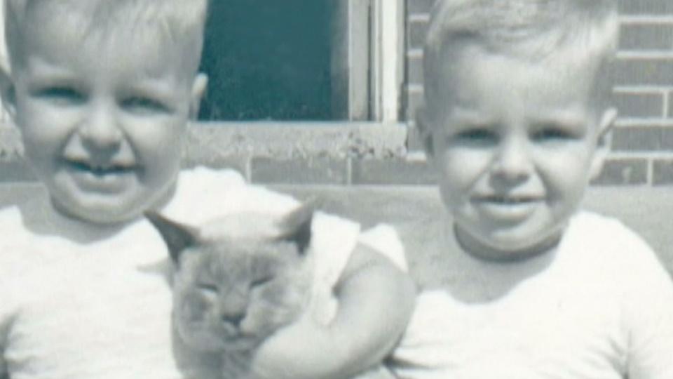 Dsquared2 - i gemelli Dean e Dan da piccoli
