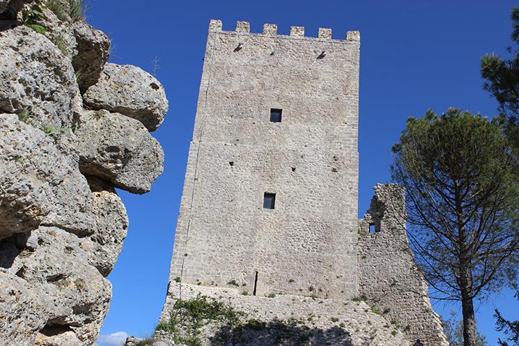 Arpino Torre Di Cicerone