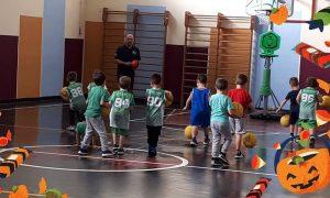 Minibasket Lo Sport Fa Crescere