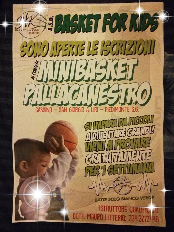 Minibasket Promosso A Cassino