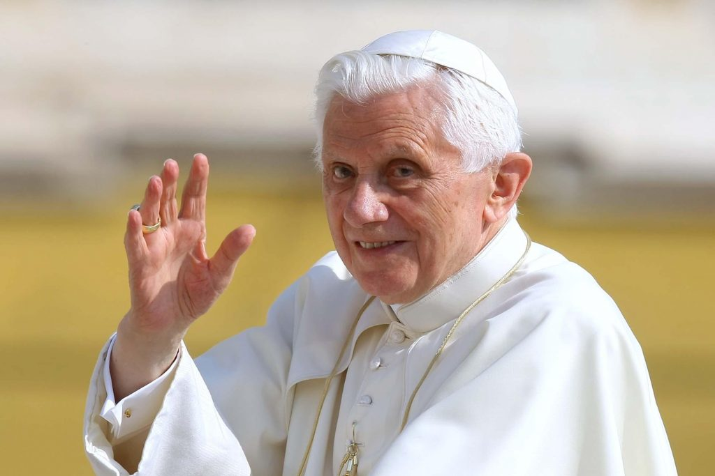 Papa Benedetto Xvi, Udienza Generale