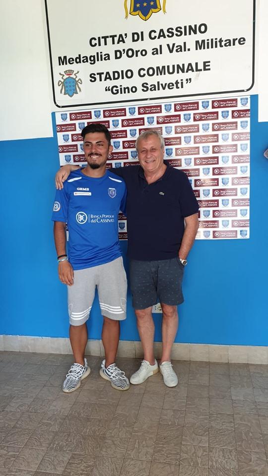 Cassino Calcio Nicandro Rossi 1