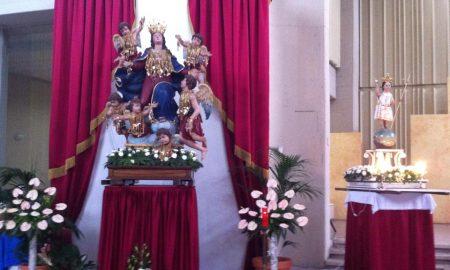Maria Assunta Statua