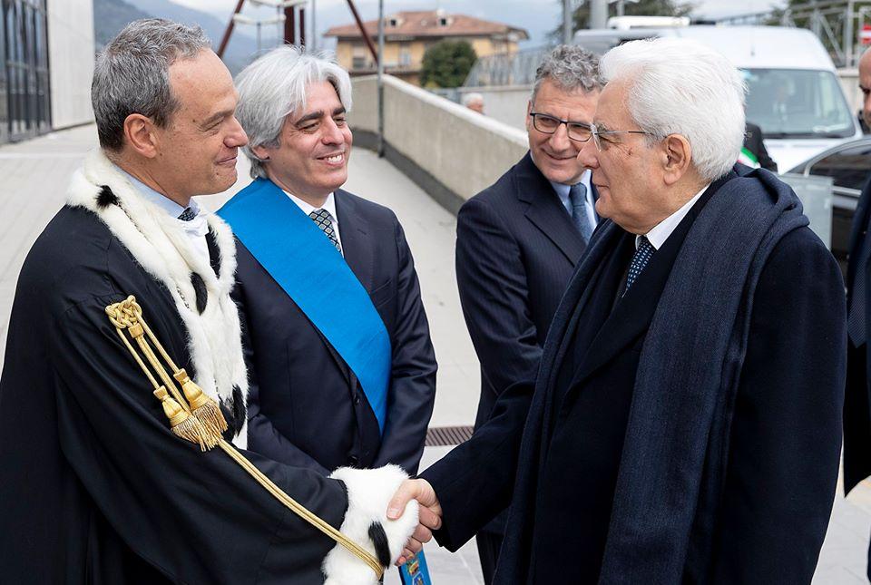 Universita Di Cassino Sergio Mattarella