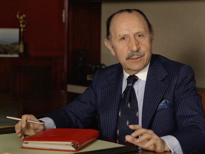 Charles Forte - Carmine Charles Forte