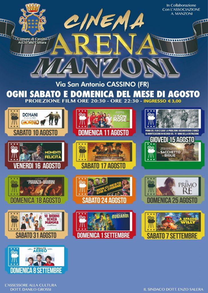 Teatro Manzoni Cinema