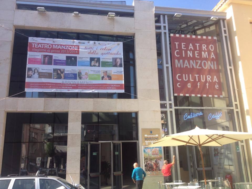 Teatro Manzoni Cultura