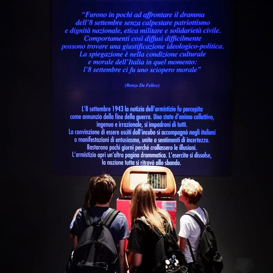 Memoria Viva Bambini Al Museo