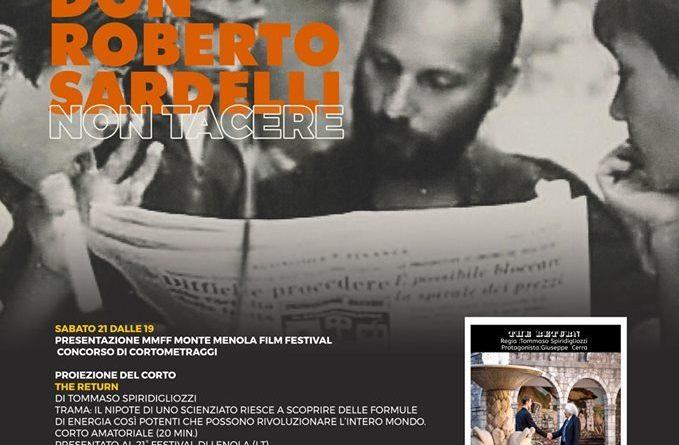Non Tacere Monte Menola Film Festival