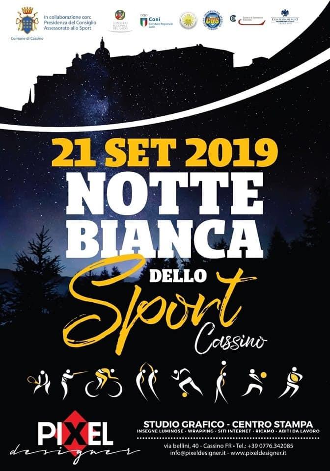 Notte Bianca Sport