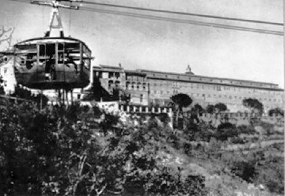 Stazione Ferroviaria Funivia