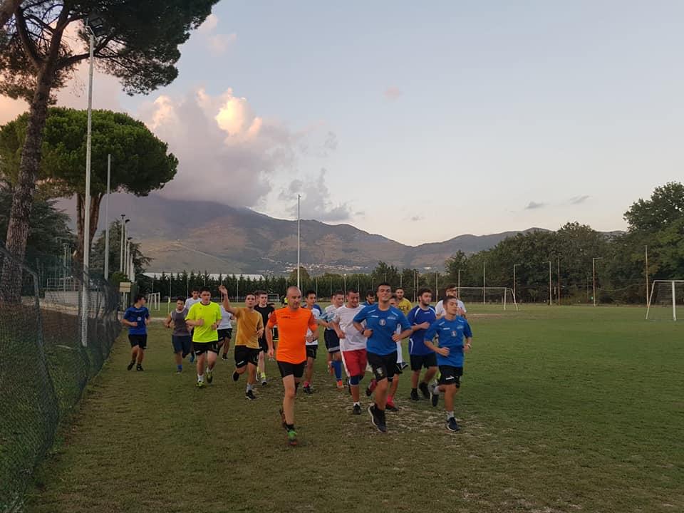 Arbitri Cassino Preparazione Atletica