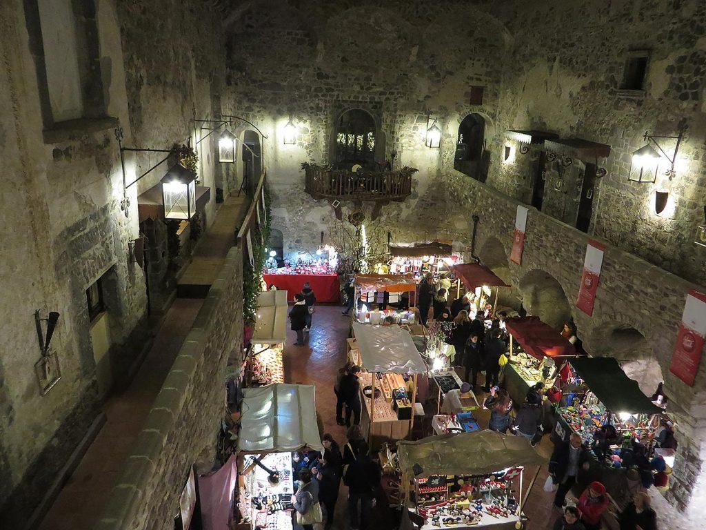 Castello Di Limatola Natale