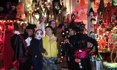 Halloween A Caira Casa Di Halloween