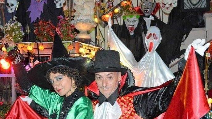 Halloween A Caira Coniugi Pallucci