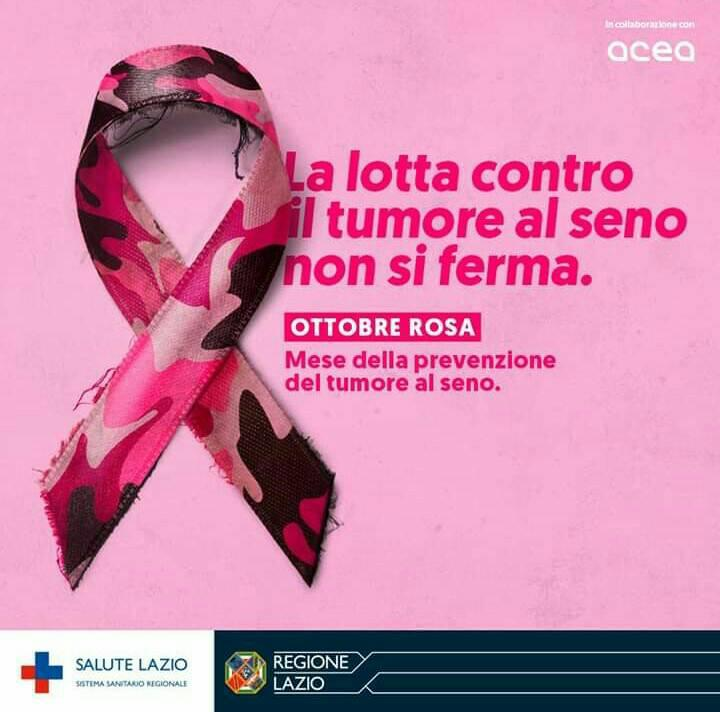 Ottobre Rosa Campagna Salute