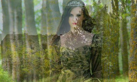 il fantasma di Alejandra Maddaloni - Castellana nel bosco di Vicalvi
