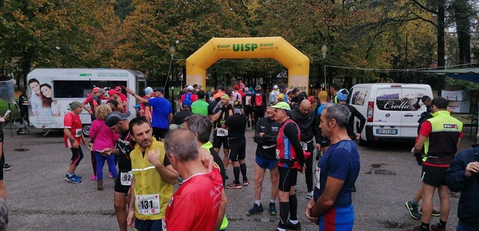 Ecotrail Cassino Partecipanti Alla Corsa