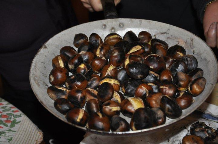 Frutti Autunnali Caldarroste