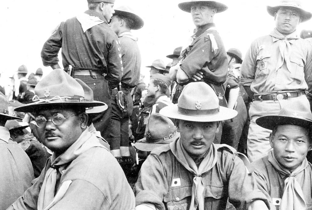 Scoutismo Vecchi Scout